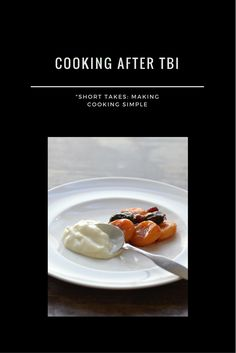 Short takes: making cooking simple Brain Injury, Easy Cooking, Breakfast, Simple, Ethnic Recipes, How To Make, Food, Amazon, Elegant