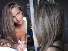 Картинки по запросу оттенки пепельного цвета волос