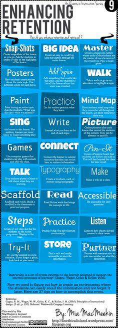 retention ideas