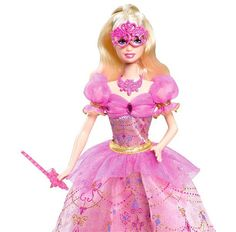 Amazon.com: Barbie and The Three Musketeers Corinne Doll: Toys & Games