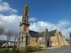 Le Faou, l'église (108 pieces) Place Of Worship, Notre Dame, France, Gallery, Building, Places, Travel, Brittany, Viajes
