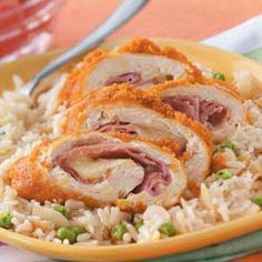 I will cook it in the oven. Simple Chicken Cordon Bleu