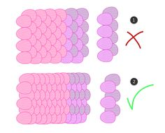 how to draw fish scales