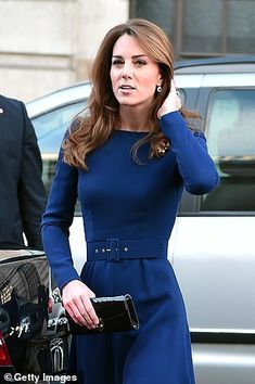 Kate Middleton Photos Photos: The Duke And Duchess Of Cambridge Attend The Launch Of The National Emergencies Trust Carole Middleton, Kate Middleton Photos, Prince William And Kate, William Kate, Princess Kate, Princess Charlotte, Duchess Of Cornwall, Duchess Of Cambridge, Fit Flare Dress