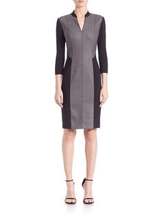 I'm shopping Elie Tahari in the Saks iPhone app.