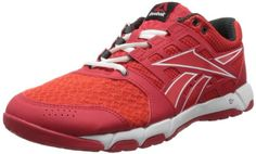 Reebok Mens One Trainer 10 CrossTraining ShoeChina RedStadium RedWhiteGravel85 M US *** Be sure to check out this awesome product.