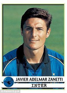 J. Zanetti, Inter Milan, 2001-02