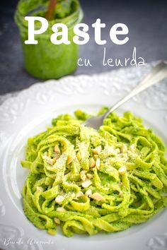 Paste, Green Beans, Spaghetti, Vegetables, Ethnic Recipes, Food, Essen, Vegetable Recipes, Meals