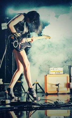 Phantogram #women #music #rocknroll