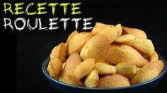 Recette : Madeleines citron, via YouTube.