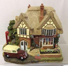Lilliput Lane House Chocolate Factory