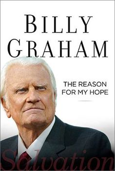 Son of Billy Graham, Franklin Graham, appeared on the Today Show to speak about Billy's new book, The Reason for My Hope. Watch as he talks about the topic of sin on mainstream, national television. Tomorrow, our Bible study of the week will feature words from Billy related to his new book which comes out tomorrow on Thomas Nelson. Don't miss it. http://today.com/books/billy-graham-illuminates-perils-sin-reason-my-hope-8C11377322