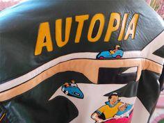 Leather Autopia Jacket on Ebay 11/2014
