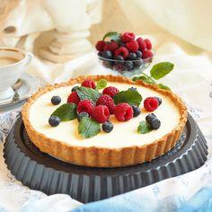 Pannacottapiiras makusi mukaan Takana, Cheesecake, Food And Drink, Desserts, Tailgate Desserts, Deserts, Cheesecakes, Postres, Dessert