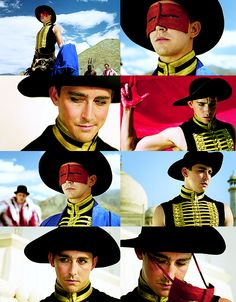 """Lee Pace in """"The Fall""""."""