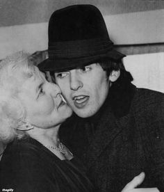 Joj and his mom