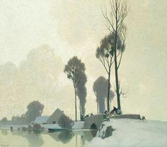 Alexandre Louis Jacob oil on canvas