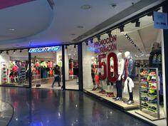 Inauguración nueva tienda Décimas Parquesur