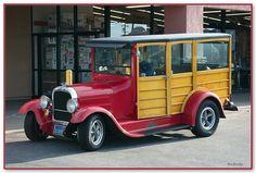 1925 Dodge Woody
