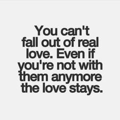 It never fades.....
