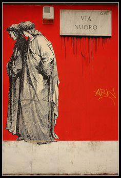 Dante Alighieri, The Divine Comedy, Rome
