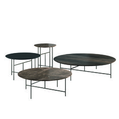 Shop SUITE NY for the Sen collection designed by Kensaku Oshiro for De Padova and more contemporary occcasional tables