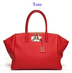 #Tote #Red #Bag