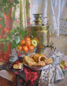 Горячева Светлана. Чай с карамелью