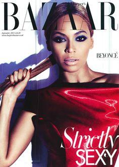harper's bazaar   Harpers Bazaar September Coverage