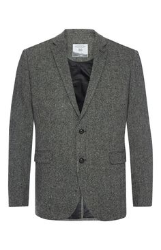 Look sharp in the latest Primark grey tweed jacket blazer!