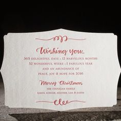 Smock #holiday #diecut #letterpress card available at www.loveply.com | PLY: The Ultimate Paper Blog