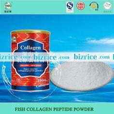Pure marine 100% fish collagen powder raw material