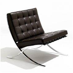 A History of Modern Chair Design: The Modern Movement