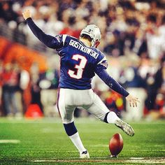 Stephen Gostkowski most accurate kicker New England has had..and one of the best in NFL history...and yes he was born in Baton Rouge:)