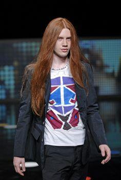Bartec Borowiec ( Long Hair Men )