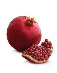 beauty tip from pomegranate