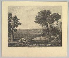 Seascape with Bacchus and Ariadne - Claude Lorrain (Claude Gellée) (metmuseum)