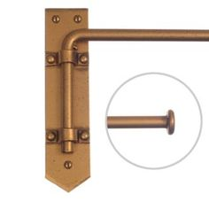 Ceiling Mounted Drapery Brackets Are Idea For Windows That Are Close To The Ceiling Or In A