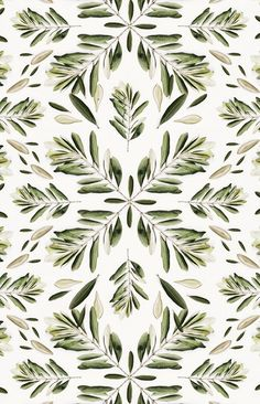Cocorrina: BOTANICAL PATTERNS 04