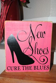 For my shoe addict friends.