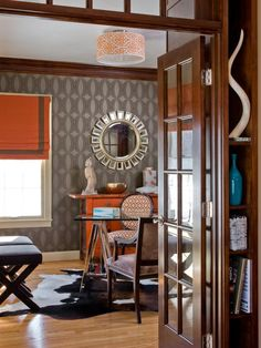 gray and orange living room modern when mixed with warm shades of redorange tangerine gray adds layer 243 best color trend grey orange images on pinterest in 2018