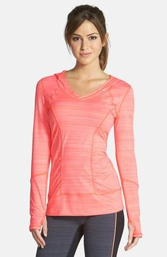 Zella 'Easy' Hooded Top available at #Nordstrom