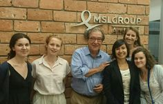 Meeting Paulo Andreoli at Andreoli MSL, Publicis Consultants, Net Intelligenz #MSLGROUP #TogetherInBrazil