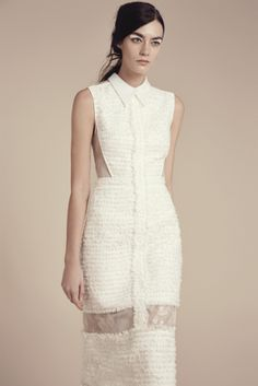 Erdem dress, exclusively at Printemps.  Available in Maria Luisa's corner. SS14 collection