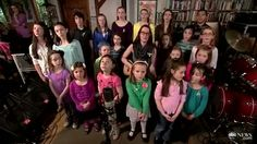 Newtown Shooting Survivors Join Together to Sing Somewhere Over the Rainbow - So Touching