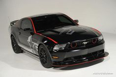 03 Ford mustang custom paint job | Roush Shelby Mustang SR-71 Official Pictures Revealed » AutoGuide.com ...