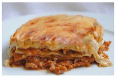 tuteloguisas.com - Lasagna bolognesa