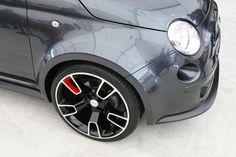 FIAT 500 Tuning Mopar