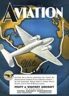 The first transoceanic delivery flight! Yb 49, Wind Shear, Aviation Magazine, Aviation Industry, Digital Archives, Wide Body, July 1, Space Travel, News Online