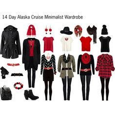 This is a minimalist version of a September 14 day Alaskan cruise and cross-country train trip that will take 28 days of total travel time. The bottoms include. Cruise Outfits, Cruise Wear, Cruise Packing, Airport Outfits, Vacation Packing, Disney Cruise, Alaska Cruise Tips, Alaska Travel, Alaska Trip
